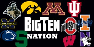 Big Ten Football 300x150 The Hot Gloves Weekly Big Ten Preview