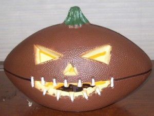 Halloween Football 300x227 The Hot Gloves Weekly NFL Picks