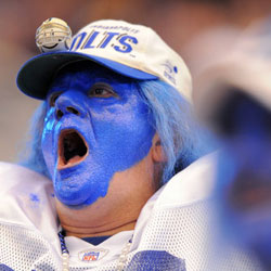 angry colts fan The Hot Gloves Weekly NFL Picks