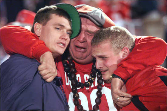 crying fans The Hot Gloves Weekly Big Ten Preview
