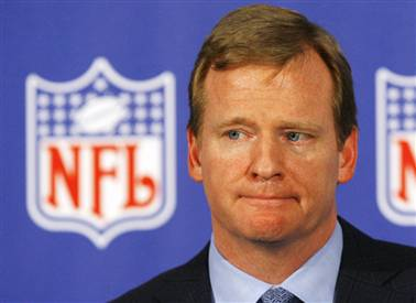 roger goodell Roger Goodell Is The Biggest Hypocrite In The World